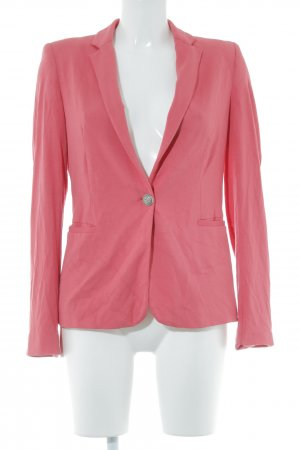 Zara Long-Blazer lachs Casual-Look