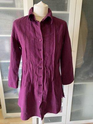 Zara Long Bluse Tunika Gr. S