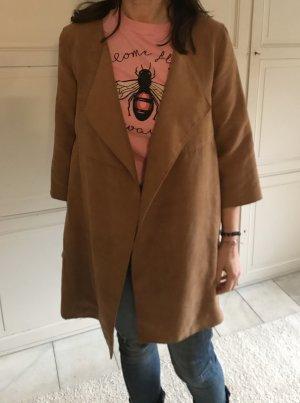 Zara long Jacke gr. 34 ( fällt größer bis gr. 38 aus)
