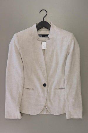 Zara Lange blazer veelkleurig Polyester