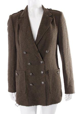 Zara Longblazer khaki