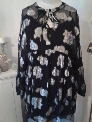 ZARA Longbluse - Kleid