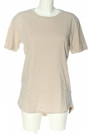 Zara Longshirt creme Casual-Look
