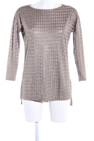 Zara Haut long gris clair style décontracté