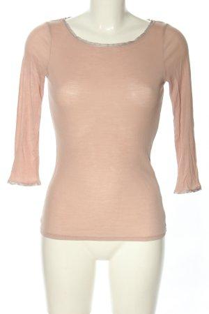 Zara Manica lunga color carne stile casual