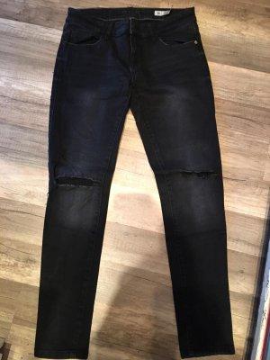 ZARA Low Rise Jeans 38