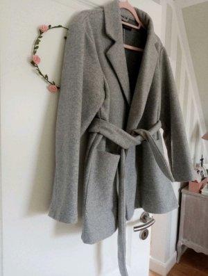 Zara Cappotto corto grigio