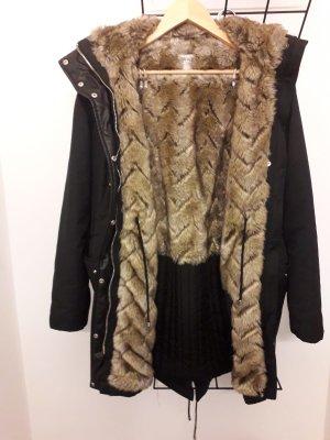 Zara Sukienka płaszczowa Wielokolorowy