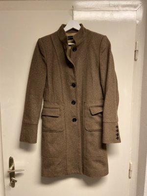Zara Short Coat light brown