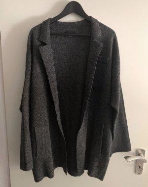 Zara Oversized jas veelkleurig