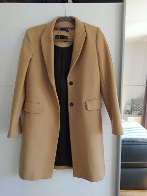Zara Giacca lunga multicolore