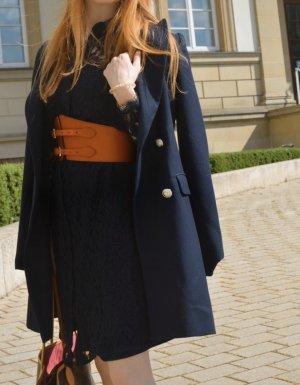 Zara mantel cardigan Kurzmantel