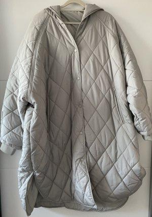 Zara Mantel Grau XL