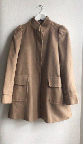 Zara Woman Winter Coat multicolored