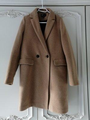 Zara Mantel in beige // wie neu