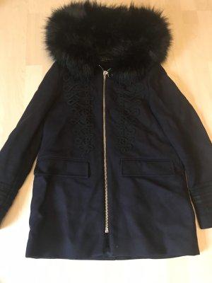 Zara Pilotenjas zwart-donkerblauw
