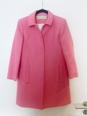Zara Mantel pink