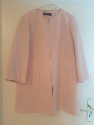 Zara Mantel rosa *ungetragen*