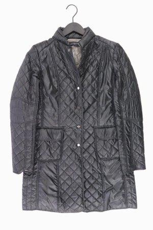 Zara Mantel schwarz Größe M