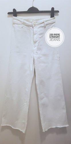 Zara Marina Straight Jeans
