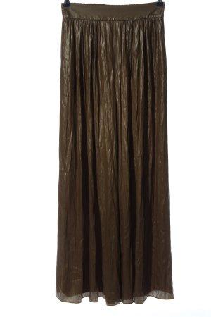 Zara Marlene Dietrich broek bruin casual uitstraling