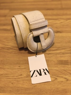Zara Waist Belt cream