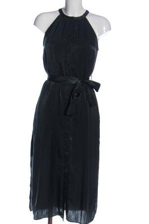 Zara Maxikleid schwarz Elegant
