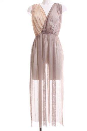Zara Maxikleid nude-pink Elegant