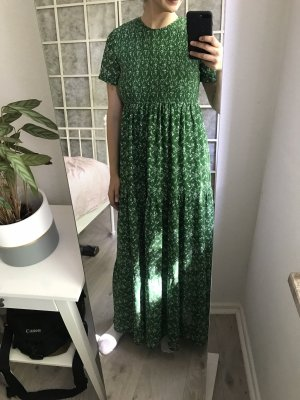 Zara Maxikleid mit Blumenprint