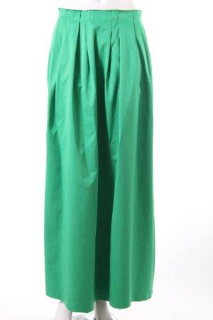 Zara Maxirock in grün
