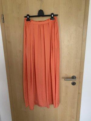 Zara Maxirock Orange