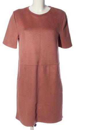Zara Shirtkleid rot Business-Look