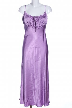 Zara Empire Dress lilac elegant