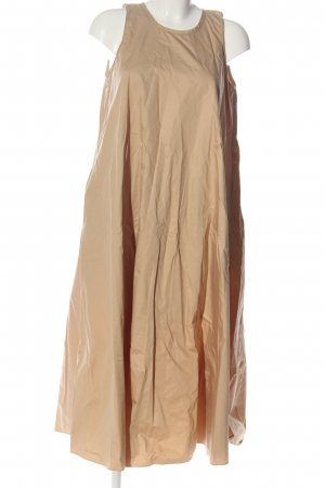 Zara Midikleid nude Casual-Look