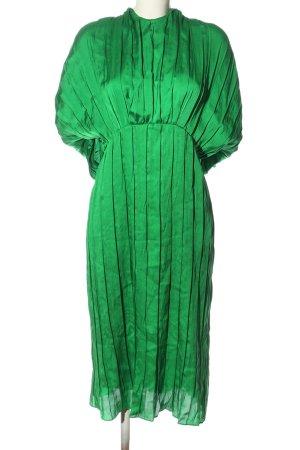 Zara Midikleid grün Elegant