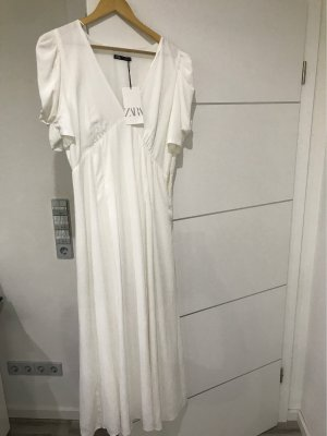 Zara Maxi Dress white