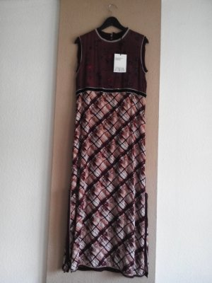 Zara Midikleid in Farbkombination, Campaing Collection, Grösse S, neu