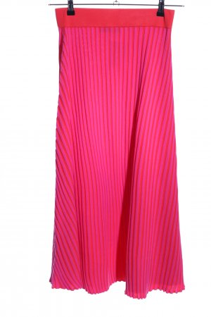 Zara Midirock pink Casual-Look