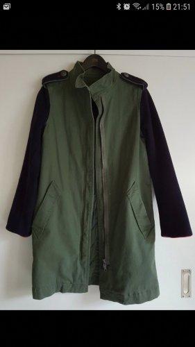Zara Military Mantel,Gr XS,leicht gefüttert,neu