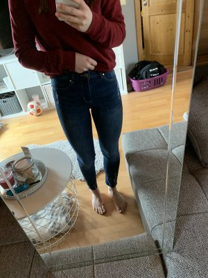 Zara Mind Waist Petite Jeans
