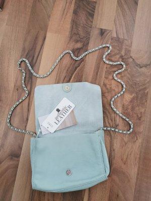 Zara Mini Beuteltasche Soft Mint  °Neu°