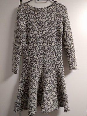 Zara mini Strickkleid Wollkleid L