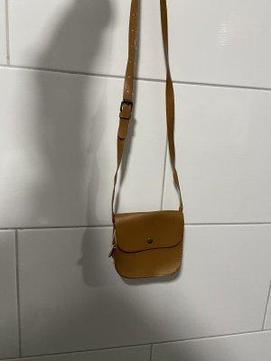 Zara Borsa a spalla marrone