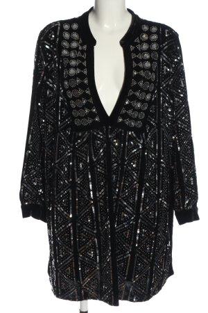 Zara Minikleid schwarz Elegant