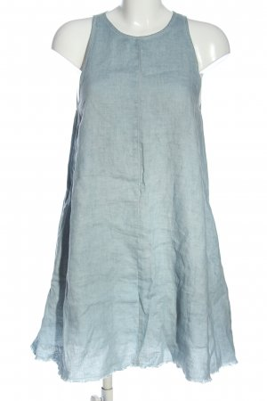 Zara Minikleid blau Casual-Look