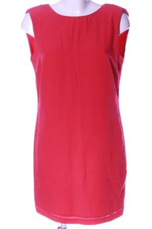 Zara Minikleid rot Casual-Look