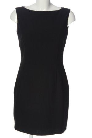 Zara Minikleid schwarz Business-Look