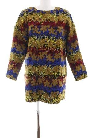 Zara Minikleid abstraktes Muster Elegant