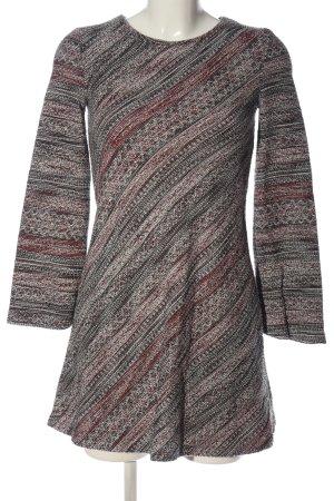 Zara Minikleid meliert Casual-Look
