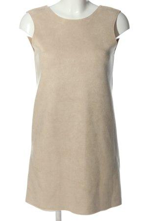 Zara Minikleid wollweiß Business-Look